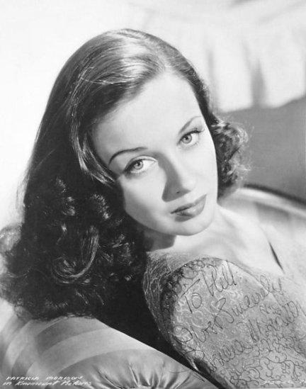 Patricia Morison (Song Without End)