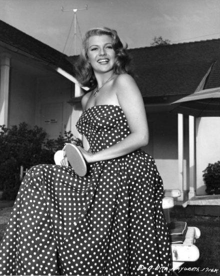 Rita Hayworth (Susan and God)