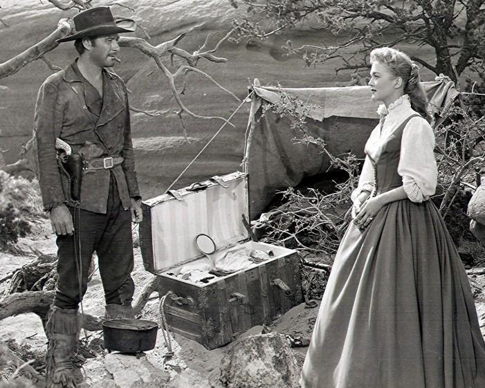 Rocky Mountain (1950) Errol Flynn & Patrice Wymore