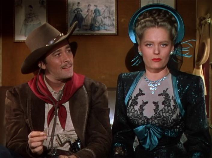 San Antonio - Errol Flynn & Alexis Smith