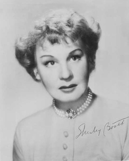 Shirley Booth (Hot Spell)
