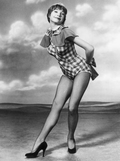 Shirley MacLaine (Hot Spell)