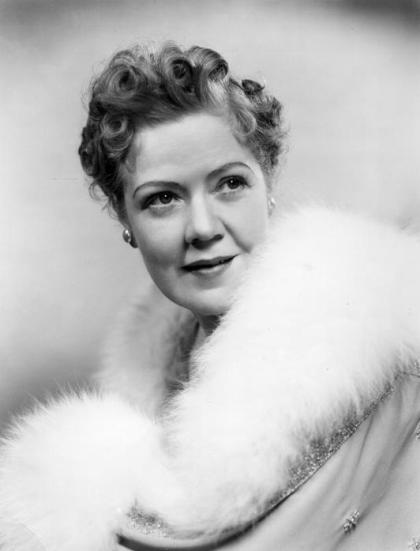 Spring Byington (Little Women / I'll Be Seeing You)