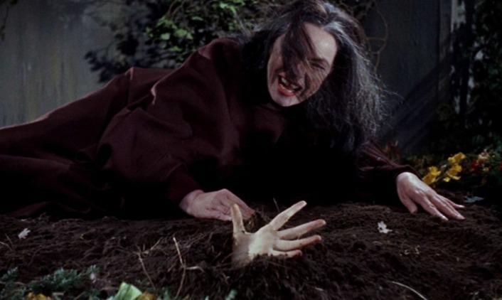 The brides of Dracula - Freda Jackson