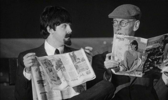 A Hard Day's Night - Paul McCartney & Wilfrid Brambell