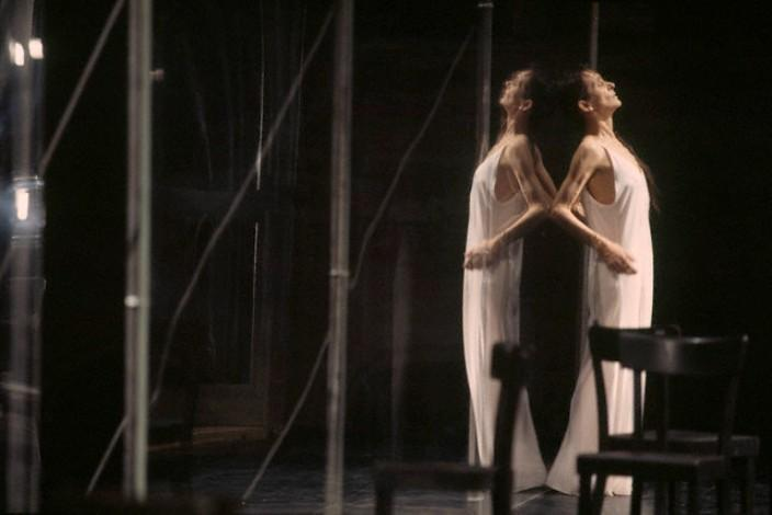 German Choreographer and Dancer Pina Bausch