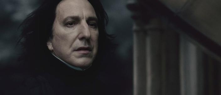 Harry Potter and the Half-Blood Prince - Alan Rickman