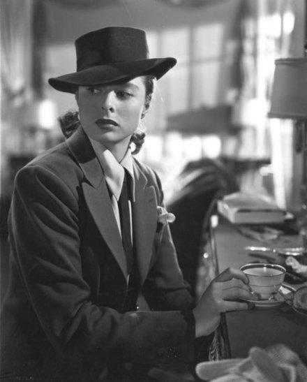 Ingrid Bergman (Gaslight)