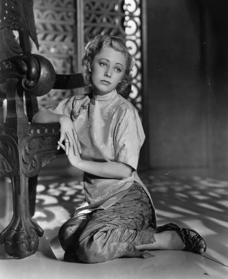 Isabel Jewell (Manhattan Melodrama / Gone with the Wind)