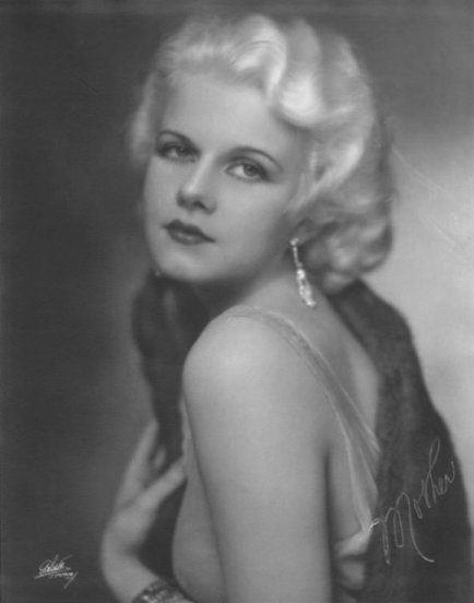 Jean Harlow (Dinner at Eight)