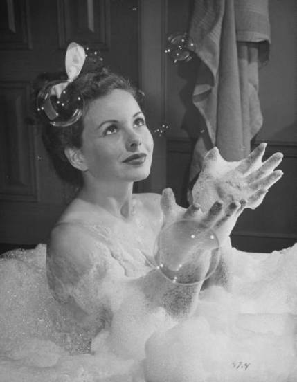 Jeanne Crain (Winged Victory / The Model and the Marriage Broker)