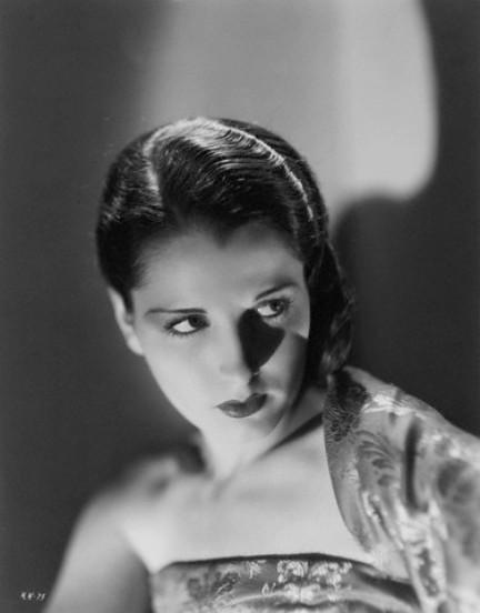 Lita Chevret (One Hour with You / What Price Hollywood? / Rockabye / Romeo and Juliet / Camille / The Women / The Philadelphia Story)