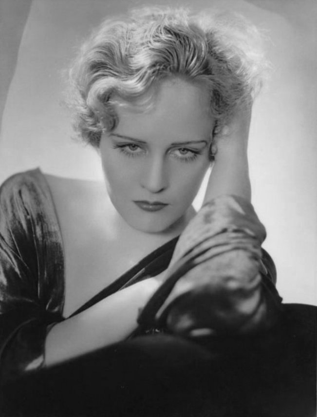 Madge Evans by George Hurrell