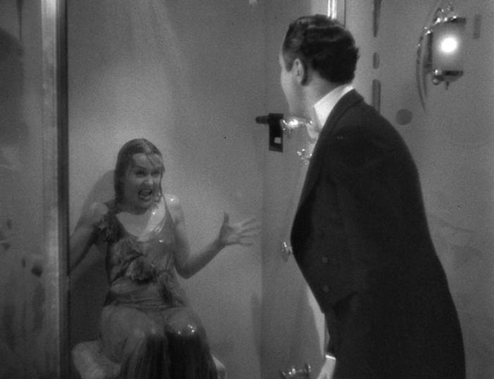 My Man Godfrey (Gregory La Cava, 1936) Carole Lombard & William Powell