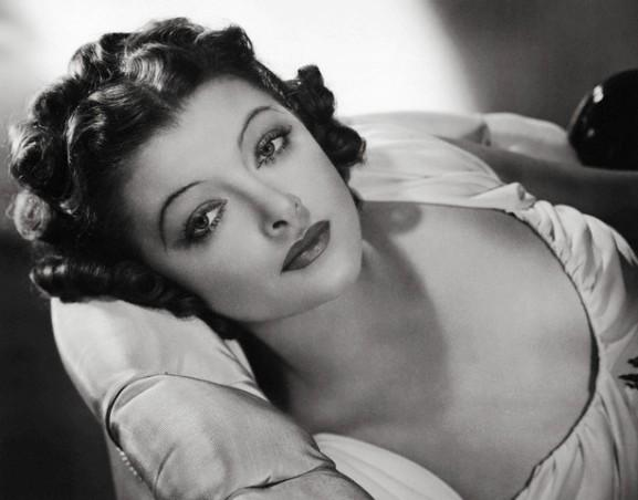 Myrna Loy (The Animal Kingdom / Manhattan Melodrama)