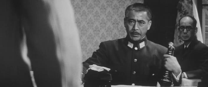 Nihon no ichiban nagai hi (Kihachi Okamoto, 1967) Toshirô Mifune