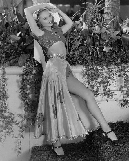 Nina Foch (Rich and Famous)