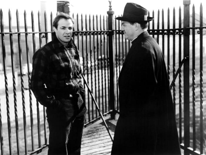 On the Waterfront - Marlon Brando & Karl Malden