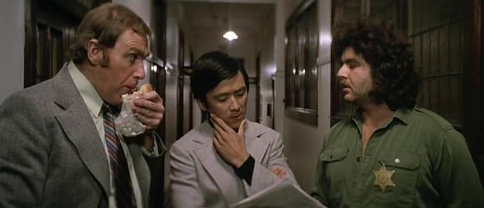 Roger Ward, Jimmy Wang Yu, Hugh Keays-Byrne