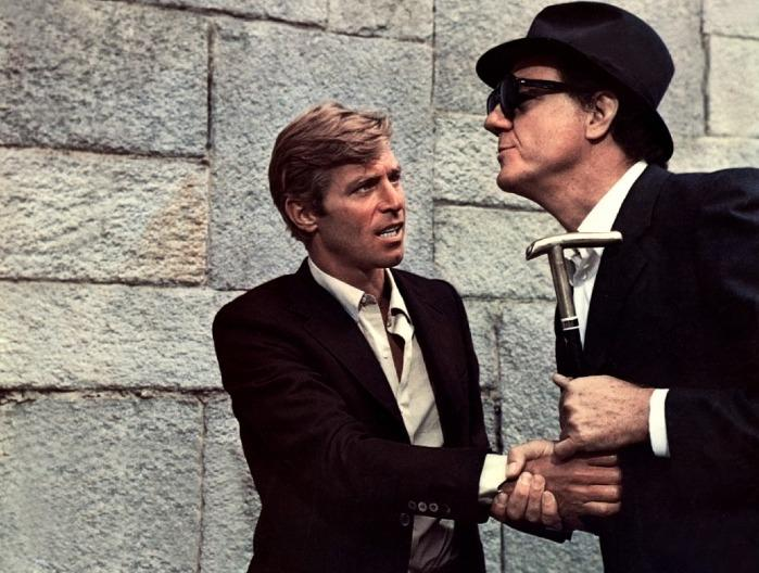 The Cat o' Nine Tails (1971) - Karl Malden, James Franciscus