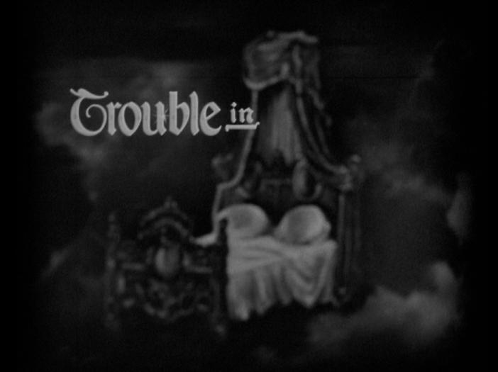 Trouble in Paradise 1