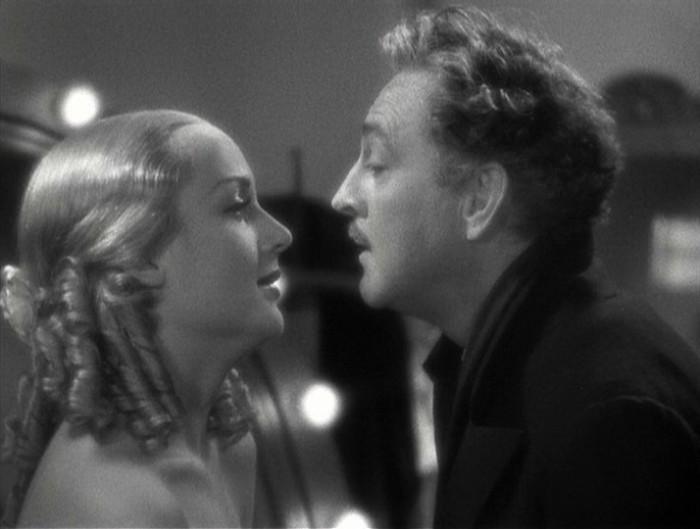 Twentieth Century (1934) Carole Lombard & John Barrymore