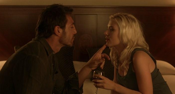 Vicky Cristina Barcelona - Javier Bardem & Scarlett Johansson