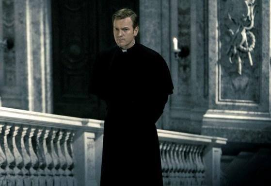 Ewan McGregor em Angels & Demons (Ron Howard, 2009)