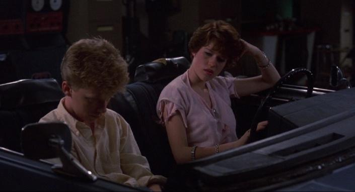 Sixteen Candles (1984) Anthony Michael Hall & Molly Ringwald