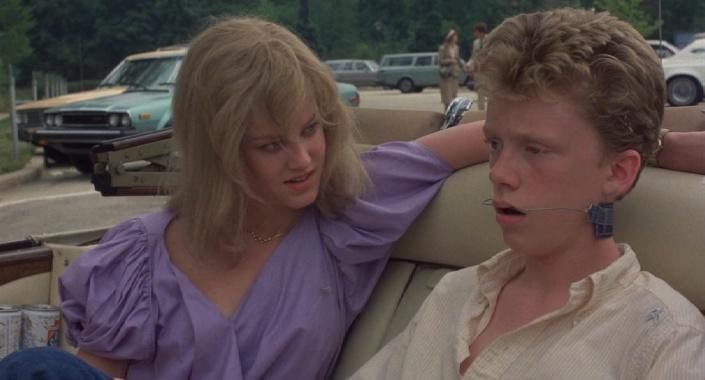 Sixteen Candles (1984) Haviland Morris & Anthony Michael Hall