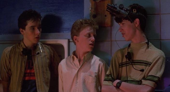 Sixteen Candles (1984) John Cusack, Anthony Michael Hall & Darren Harris