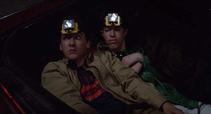 Sixteen Candles (1984) John Cusack & Darren Harris