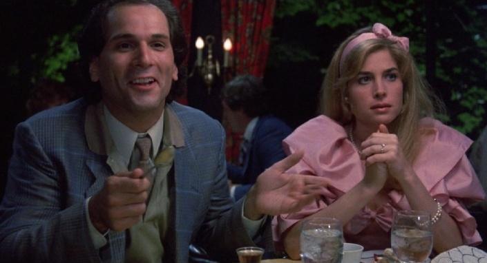 Sixteen Candles (1984) John Kapelos & Blanche Baker