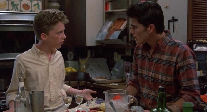 Sixteen Candles (1984) Michael Schoeffling & Anthony Michael Hall
