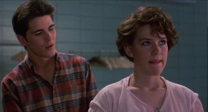 Sixteen Candles (1984) Michael Schoeffling & Molly Ringwald