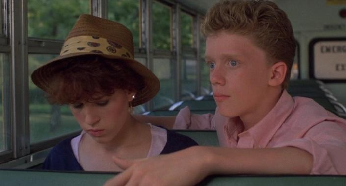 Sixteen Candles (1984) Molly Ringwald & Anthony Michael Hall
