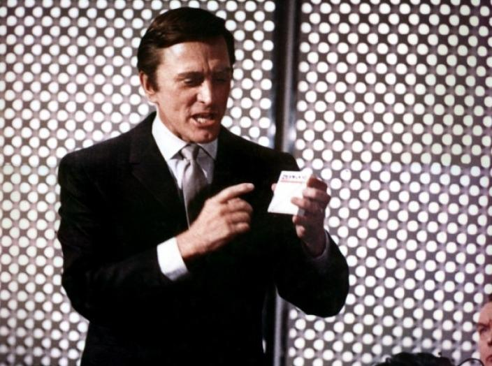 The Arrangement (1969) Kirk Douglas