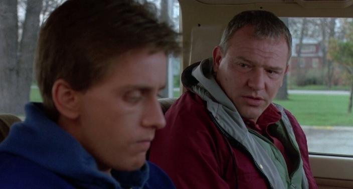The Breakfast Club (1985) Emilio Estevez & Ron Dean