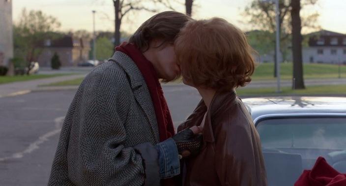 The Breakfast Club (1985) Judd Nelson & Molly Ringwald