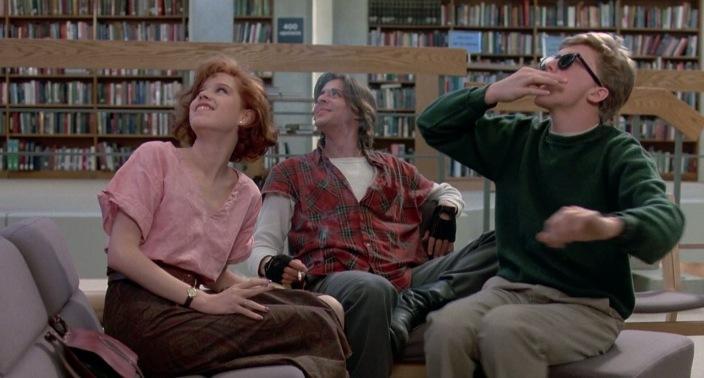 The Breakfast Club (1985) maconha