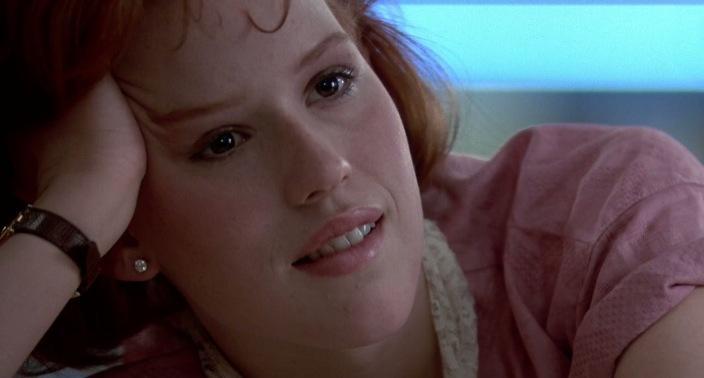 The Breakfast Club (1985) Molly Ringwald