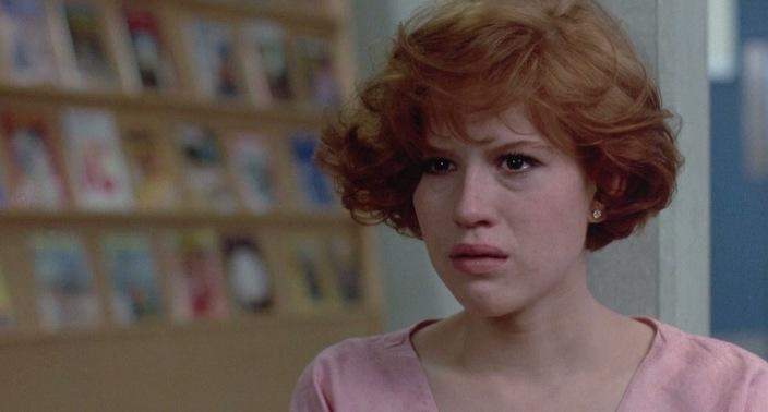 The Breakfast Club (1985) Ringwald - Claire