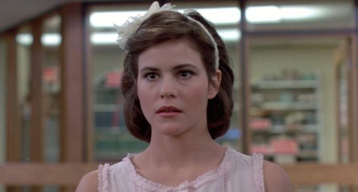 The Breakfast Club (1985) Sheedy - Allison