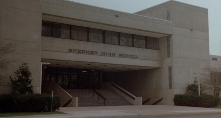 The Breakfast Club (1985) Shermer