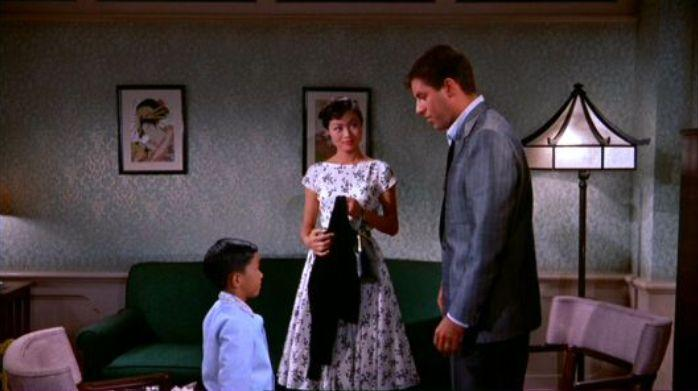 The Geisha Boy (1958) Nobu McCarthy & Jerry Lewis