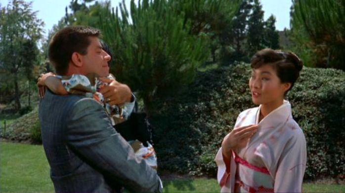 The Geisha Boy (1958) Jerry Lewis & Nobu McCarthy
