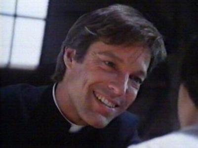 Richard Chamberlain em Os Pássaros Feridos (The Thorn Birds, Daryl Duke, 1983)