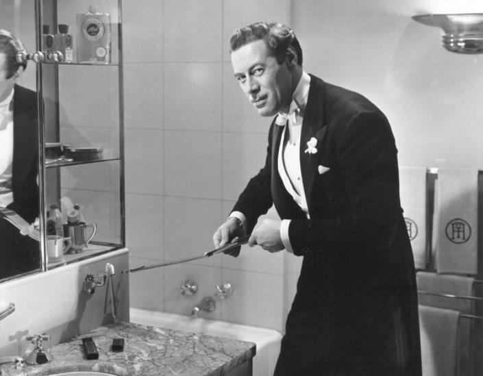 Unfaithfully Yours - Rex Harrison