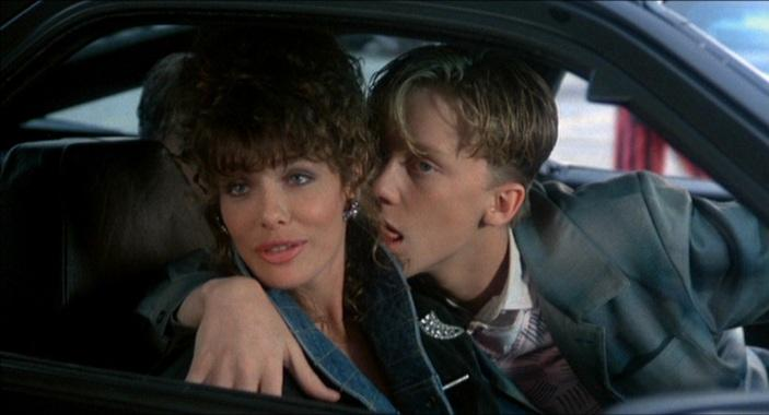 Weird Science - Kelly LeBrock & Anthony Michael Hall