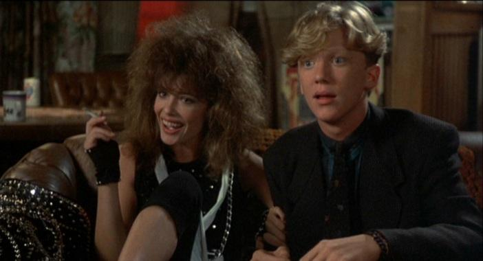 Weird Science - Kelly LeBrock, Anthony Michael Hall
